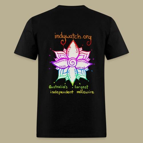 IndyFlower Tee - Men's T-Shirt