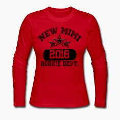 New Mimi 2016 Rookie Dept Long Sleeve Shirts