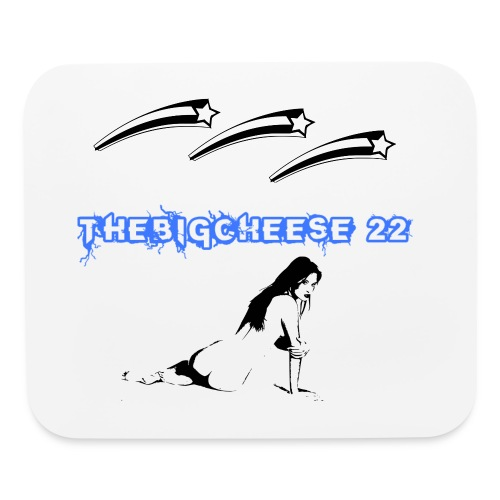TheBigCheese22 Mouse Pad - Mouse pad Horizontal