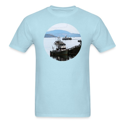 From the dock tshirt - Men's T-Shirt