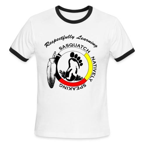 S.N.S. Ringer Shirt Mens - Men's Ringer T-Shirt