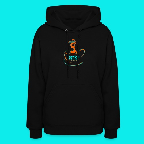 Perks Women's Logo Sweatshirt - Women's Hoodie