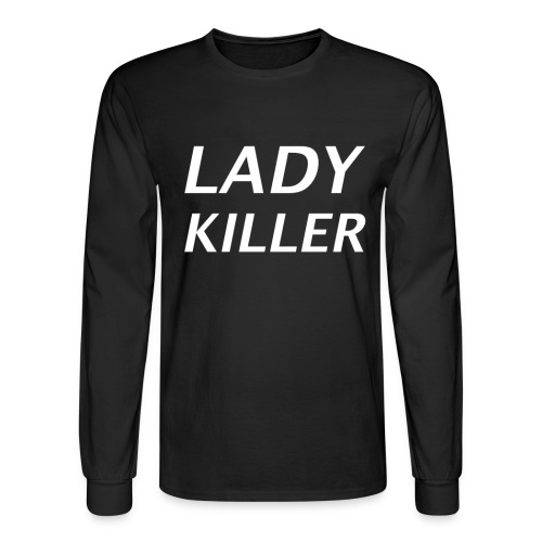 Lady Killer Shirt - Men's Long Sleeve T-Shirt