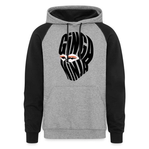 Ginga Ninja Hoodie - Colorblock Hoodie
