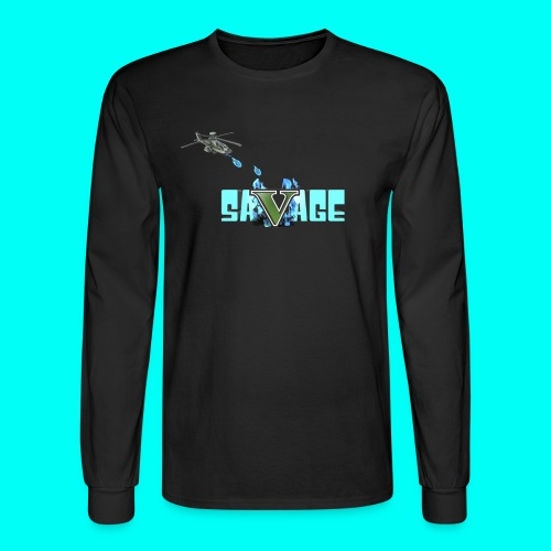 SAVAGE LONG SLEEVE - Men's Long Sleeve T-Shirt