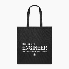 Make Love To An Engineer Tote Bag