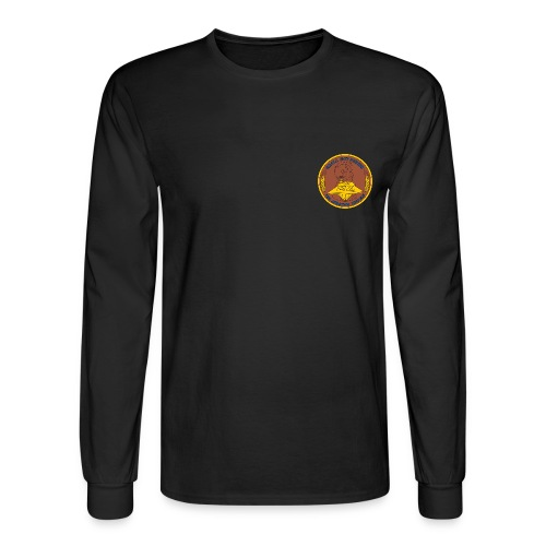 USS ABRAHAM LINCOLN CVN-72 LONG SLEEVE SHIRT - Men's Long Sleeve T-Shirt