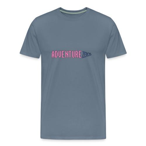 Adventure Zeros Logo shirt - Men's Premium T-Shirt