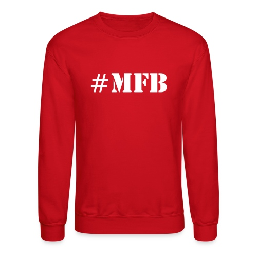 MFB Crew Neck Sweater - Crewneck Sweatshirt