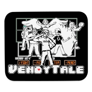 Vendy And Friends Vendytale  - Mouse pad Horizontal