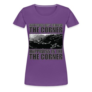 Happy Corner V2 - Women's Premium T-Shirt