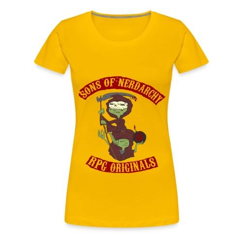 Goblins Grim Women's Premium T-Shirt - Women's Premium T-Shirt