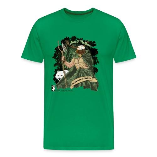 Jack O'The Green - Men's Premium T-Shirt