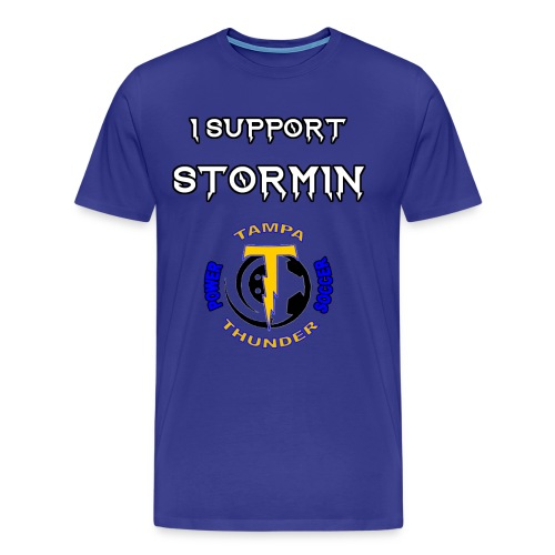 Stormin' Support Tee - Men's Premium T-Shirt