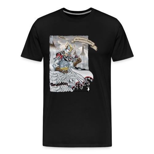 Graidon - Men's Premium T-Shirt
