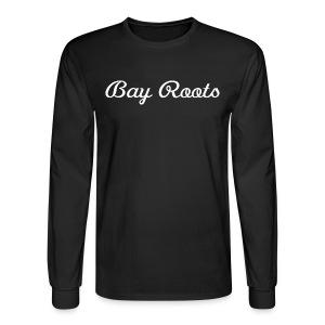 Bay Roots - Men's Long Sleeve T-Shirt