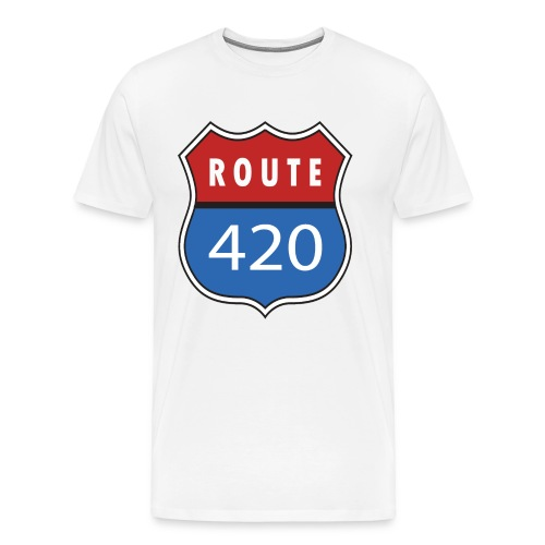 Route 420 - Men's Premium T-Shirt