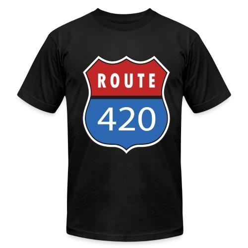 Route 420 - Men's  Jersey T-Shirt