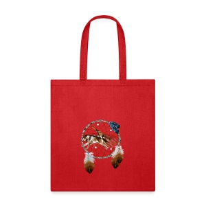 WOLF and PIPE - Tote Bag