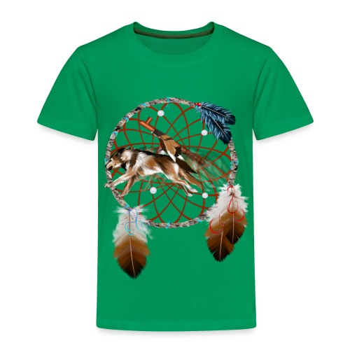WOLF and PIPE - Toddler Premium T-Shirt
