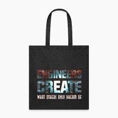 Engineers Create FT Tote Bag