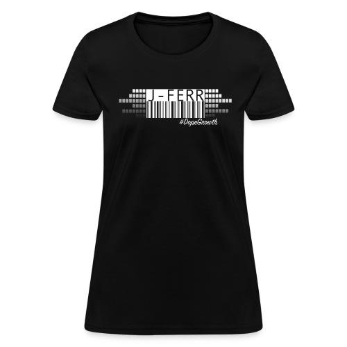 J-Ferr Women's White Out Tee - Women's T-Shirt
