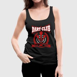 Dart Club Tanks - Women's Premium Tank Top
