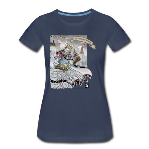 Graidon - Women's Premium T-Shirt