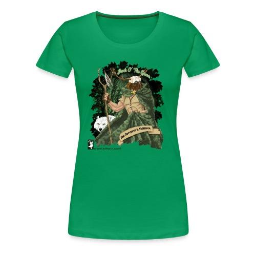 Jack O'The Green - Women's Premium T-Shirt