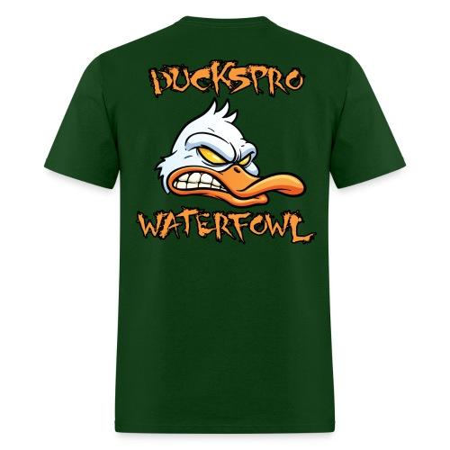 Duckspro Waterfowl Logo Tee - Men's T-Shirt