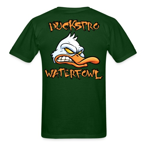 Duckspro Waterfowl Logo Tee - Men's T-Shirt