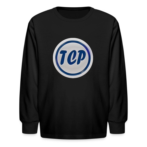 TCP Logo | Kids Long Sleeve T-Shirt | - Kids' Long Sleeve T-Shirt