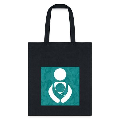 Babywearing Tote Bag - Tote Bag