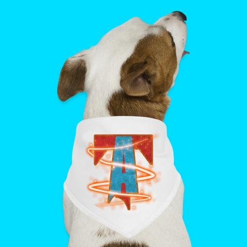 e6ffbd60 TA Bright Logo Dog Bandana - Dog Bandana