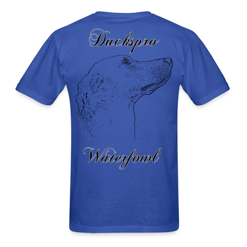 Best Friend - Duckspro Waterfowl - Men's T-Shirt