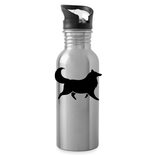 Silhouette - Drink Bottle - Water Bottle