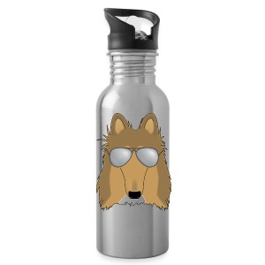 Cool Collie - Drink Bottle - Water Bottle