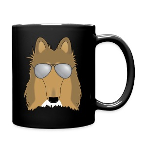 Cool Collie - Mug - Full Color Mug
