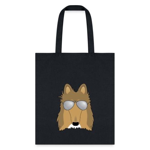 Cool Collie -Tote Bag - Tote Bag