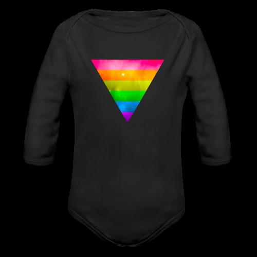 LGBT Pride Triangle Galaxy
