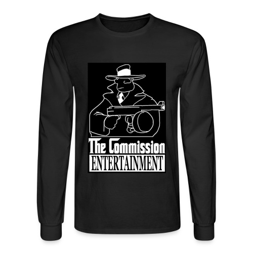 The Commission Ent. (NEW LOGO) - Long Sleeve Basic - Men's Long Sleeve T-Shirt