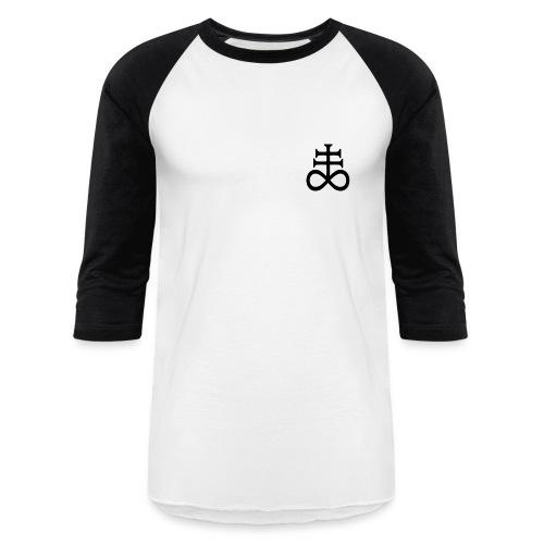 Satan's Team - Baseball T-Shirt