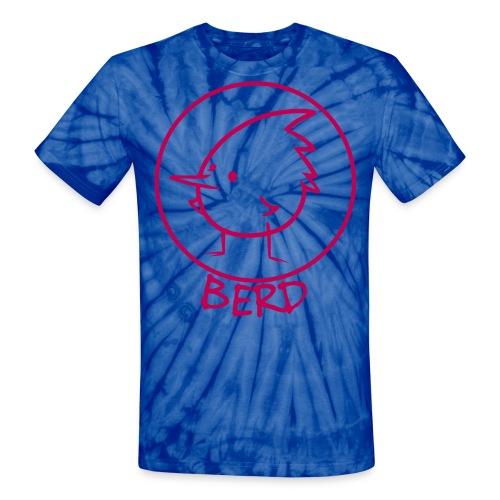 tye dye BERD shirt - Unisex Tie Dye T-Shirt