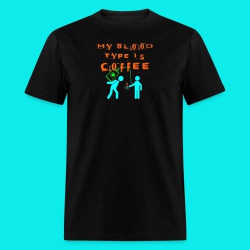 Shoot Up - Men's T-Shirt