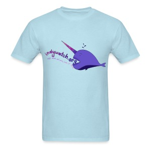Narwhal Tee - Men's T-Shirt