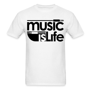 UA14 MUSIC - Men's T-Shirt