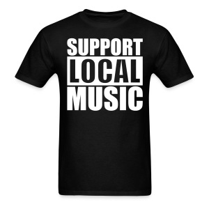 UA14 support local Music (L.E) - Men's T-Shirt