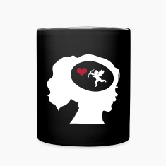 Only Love On My Mind Mugs & Drinkware