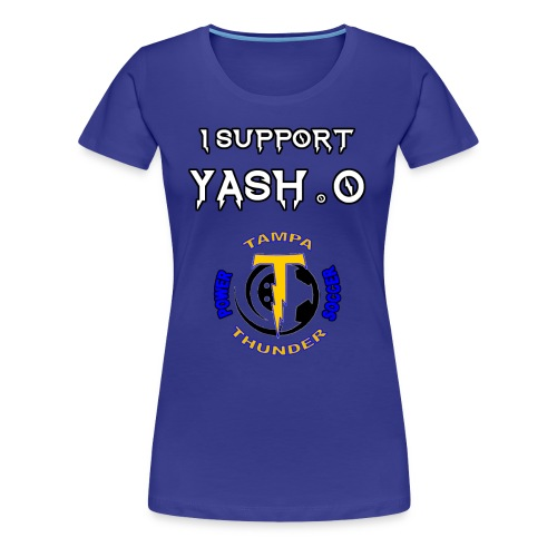 Yash.0 Support Tee - Women's Premium T-Shirt
