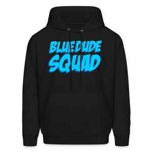 BlueDude Squad Hoodie! - Men's Hoodie
